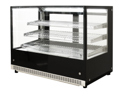 Airex Countertop Refrigerated Square Food Display AXR.FDCTSQ.07 - 900mm Wide
