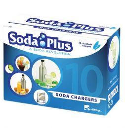 Best Whip CGB9999 Soda Chargers