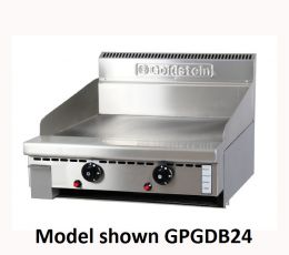 GOLDSTEIN: Benchtop Gas Griddle/ Toaster Gas - GPG30