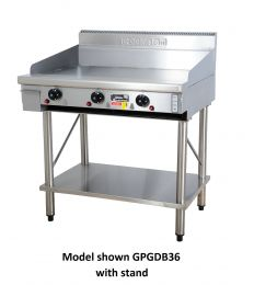 GOLDSTEIN: Gas Griddle - GPGDB36