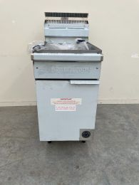 Goldstein VFGTL Goldstein VFGTL Split Pan Gas Deep Fryer
