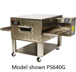MIDDLEBY MARSHALL: Conveyor Oven 851mm wide conveyor, 1029mm long cooking chamber, WOW controller - PS640G with STAND