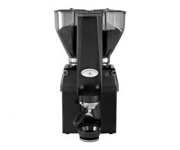 La Marzocco Swift - Twin Hopper operation conical coffee grinder doser