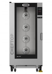 CHEFTOP MIND.Maps COMBI OVEN 20 GN 1/1 ONE ELECTRIC